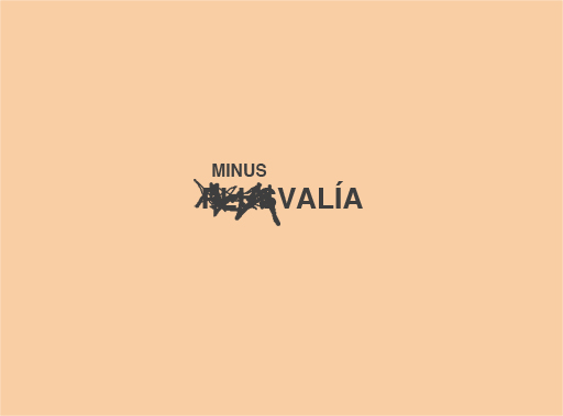 minusvalia