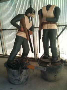Las dos unidades de Tordocop en la actualidad. Fotografía sacada de visitarhuesca.com