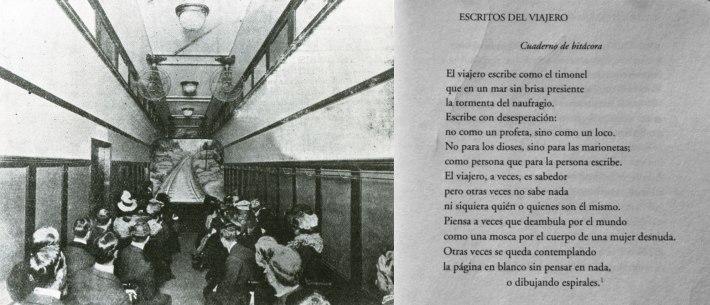 Interior de un Hale's Tour a principiso del S.XX // Poema de Joseba Sarrionandia